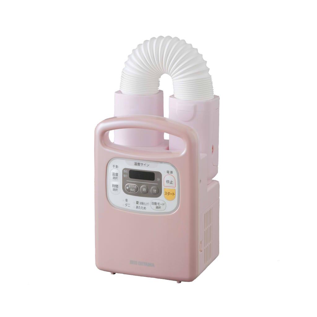アイリスオーヤマ ふとん乾燥機 カラリエ タイマー付