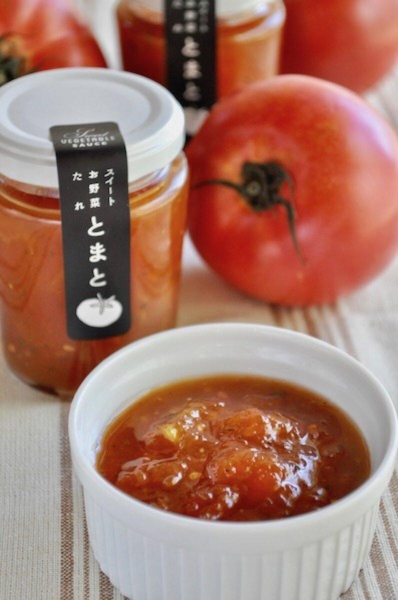 渋川飯塚ファーム お野菜たれとまと 130g