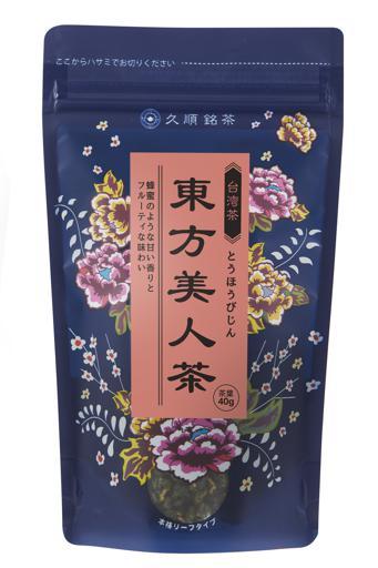 Tokyo Tea Trading 久順銘茶 東方美人茶